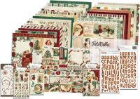 Bo Bunny Yuletide Carol I Want It All! 12x12 Collection Bundle