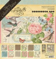Graphic 45 Botanical Tea Deluxe Collectors Edition
