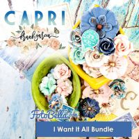 Prima Marketing Capri I Want It ALL! Bundle