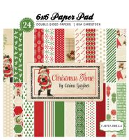 Carta Bella Christmas Time 6x6 Paper Pad
