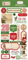 Carta Bella Christmas Time 6x13 Chipboard