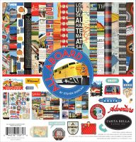 Carta Bella All Aboard 12x12 Collection Kit