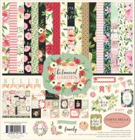 Carta Bella Botanical Garden 12x12 Collection Kit