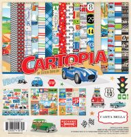 Carta Bella Cartopia 12x12 Collection Kit