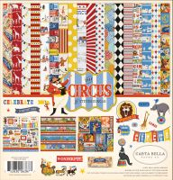 Carta Bella Circus 12x12 Collection Kit