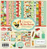 Carta Bella Country Kitchen 12x12 Collection Kit