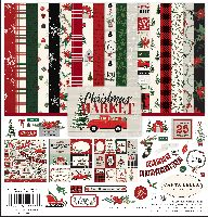 Carta Bella Christmas Market Collection Kit