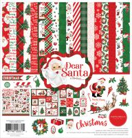 Carta Bella Dear Santa 12x12 Collection Kit