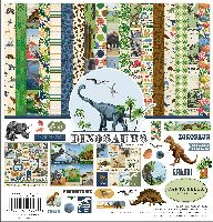 Carta Bella Dinosaurs Collection Kit