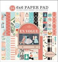 Carta Bella En Vogue 6x6 Paper Pad