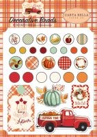 Carta Bella Fall Break Decorative Brads