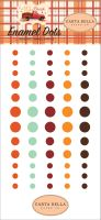 Carta Bella Fall Break Enamel Dots