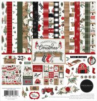 Carta Bella Farmhouse Christmas Collection Kit