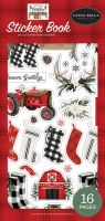 Carta Bella Farmhouse Christmas Sticker Book