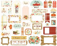 Carta Bella Fall Market Frames & Tags