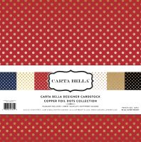 Carta Bella Gold Foil 12x12 Collection Kit