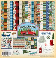 Carta Bella Gone Camping 12x12 Collection Kit