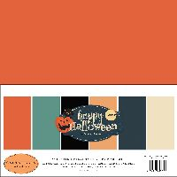 Carta Bella Happy Halloween Solids Kit