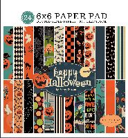 Carta Bella Happy Halloween 6x6 Paper Pad