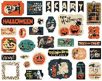 Carta Bella Happy Halloween Ephemera
