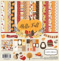 Carta Bella Hello Fall Collection Kit