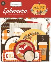 Carta Bella Hello Fall Ephemera