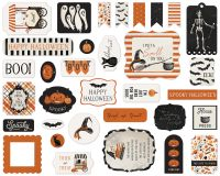 Carta Bella Halloween Market Ephemera