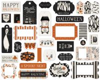 Carta Bella Halloween Market Frames & Tags
