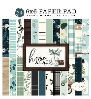 Carta Bella Home Again 6x6 Paper Pad