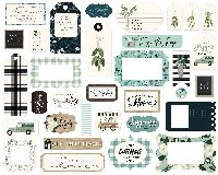 Carta Bella Home Again Frames & Tags