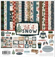 Carta Bella Let It Snow 12x12 Collection Kit