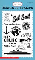 Carta Bella Set Sail Stamp