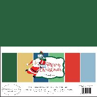 Carta Bella Merry Christmas Solids Kit