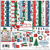 Carta Bella Merry Christmas Collection Kit