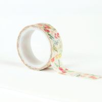 Carta Bella Decorative Tape -Flower Bouquet