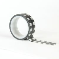 Carta Bella Decorative Tape -Black & White Buffalo