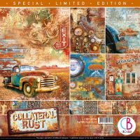 Ciao Bella Collateral Rust Paper Pad 12