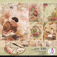 Ciao Bella The Muse Paper Pad 12