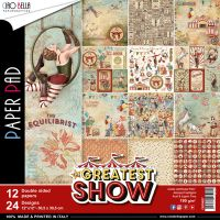 Ciao Bella The Greatest Show Paper Pad 12