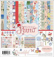 Carta Bella Practically Perfect Collection Kit