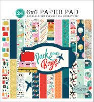 Carta Bella Pack Your Bags 6x6 Paper Pad