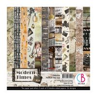 Ciao Bella Modern Times Paper Pad 6
