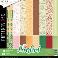 Ciao Bella Neverland Patterns Pad 12