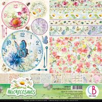Ciao Bella Microcosmos Patterns Pad 12