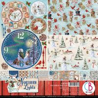 Ciao Bella Northern Lights Patterns Pad 12