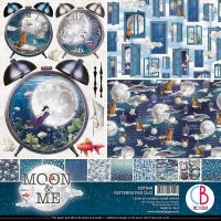 Ciao Bella Moon & Me Patterns Pad 12