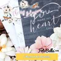 Prima Marketing Cherry Blossom I Want It All! Bundle