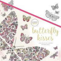 KaiserCraft Kaisercolour Perfect Bound Coloring Book - Butterfly Kisses