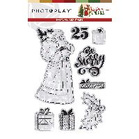 PhotoPlay Christmas Memories Stamps Santa
