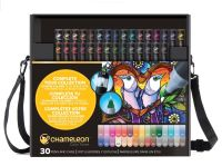 Chameleon 30 Pen Set Upgrade - Color Tone Alcohol Ink Pens